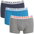 BOSS Hugo Boss Men's 3 Pack Boxer Shorts - Multi: Image 1