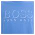 BOSS Hugo Boss Men's Large Logo T-Shirt - Blue: Image 3