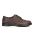 Dr. Martens Men's Andre Shoes - Dark Brown Grizzly: Image 1