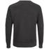 Brave Soul Men's Jacob Zip Sleeved Sweatshirt - Charcoal: Image 2