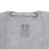 Crosshatch Men's Chalker Hoody - Grey Marl: Image 3