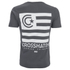 Crosshatch Men's Formalhaut Back Print T-Shirt - Magnet: Image 2