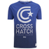 Crosshatch Men's Carinae T-Shirt - Surf The Web: Image 1
