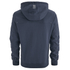 Crosshatch Men's Arowana Hoody - Insignia Blue: Image 2