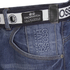 Crosshatch Men's New Baltimore Denim Jeans - Mid Wash: Image 3