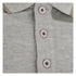 Crosshatch Men's Pacific Polo Shirt - Grey Marl: Image 3