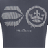 Crosshatch Men's Baseline T-Shirt - Periscope: Image 5