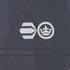 Crosshatch Men's Baseline T-Shirt - Periscope: Image 3