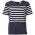 Selected Femme Women's Malmik Top - Navy Blazer: Image 1
