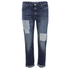 Sportmax Code Women's Echi Jeans - Blue: Image 1