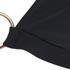 MINKPINK Women's After Dark Interlock Ring Front Bikini Top - Black: Image 4
