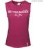 Better Bodies Women's N.Y. Raw Tank Top - Pink Melange: Image 1