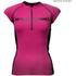 Better Bodies Women's Zipped T-Shirt - Pink: Image 1