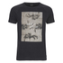 Scotch & Soda Men's Printed T-Shirt - Antra: Image 1