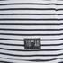 Scotch & Soda Men's Long Sleeved Grandad T-Shirt - Grey Melange: Image 3