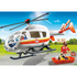Playmobil City Life Flying Ambulance (6686): Image 1