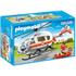 Playmobil City Life Flying Ambulance (6686): Image 2