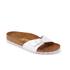 Birkenstock Women's Madrid Slim Fit Single Strap Sandals - Rose: Image 2