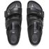 Birkenstock Women's Arizona Slim Fit Double Strap Sandals - Black: Image 2