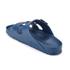Birkenstock Women's Arizona Slim Fit Double Strap Sandals - Navy: Image 4