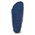 Birkenstock Women's Arizona Slim Fit Double Strap Sandals - Navy: Image 5