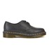 Dr. Martens Women's Core 1461 Virginia Leather 3-Eye Flat Shoes - Black: Image 1