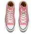 Converse Women's Chuck Taylor All Star Hi-Top Trainers - Daybreak Pink/White/Black: Image 2