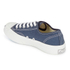Converse Jack Purcell Unisex Canvas Trainers - Navy/White: Image 4