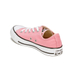 Converse Women's Chuck Taylor All Star Ox Trainers - Daybreak Pink/White/Black: Image 5