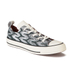 Converse x Missoni Women's Chuck Taylor All Star Ox Trainers - Black/Auburn: Image 2
