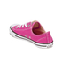 Converse Women's Chuck Taylor All Star Dainty Ox Trainers - Plastic Pink/Black/White: Image 5