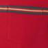 Luke 1977 Sport Men's Applique Stripe Detail Crew Neck T-Shirt - Marina Red: Image 3