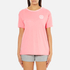 Converse Women's CP Slouchy T-Shirt - Daybreak Pink: Image 1