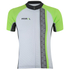 Primal Frequency Evo Short Sleeve Jersey - Green: Image 1