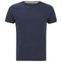 Threadbare Men's William Crew Neck T-Shirt - Navy: Image 1