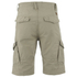 Threadbare Men's Hulk Cargo Shorts - Stone: Image 2