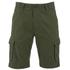 Threadbare Men's Hulk Cargo Shorts - Khaki: Image 1