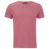Threadbare Men's William Crew Neck T-Shirt - Coral: Image 1