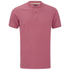 Threadbare Men's Fred Polo Shirt - Coral: Image 1