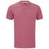 Threadbare Men's Fred Polo Shirt - Coral: Image 1