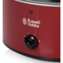 Russell Hobbs 22741 Slow Cooker - Red: Image 2