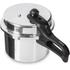 Tower T80210 Hi Dome Aluminium Pressure Cooker - Silver - 5.5L: Image 1
