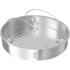 Tower T80206 Aluminium Pressure Cooker - Silver - 4L: Image 3