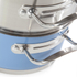 Morphy Richards 973043 3 Tier Steamer - Cornflower Blue - 18cm: Image 3