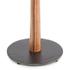 Natural Life NLAS008 Acacia Towel Pole with Slate Base: Image 2