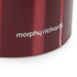 Morphy Richards 974069 Set of 3 Storage Canisters - Red: Image 2