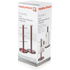 Morphy Richards 974029 Mug Tree & Towel Pole Set - Red: Image 4