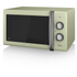 Swan SM22070GN Manual Microwave - Green - 900W: Image 1