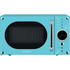 Daewoo KOR6N9RT Touch Control Microwave - Blue: Image 1