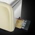 Russell Hobbs 22393 Cantebury 2 Slice Toaster - Cream: Image 3